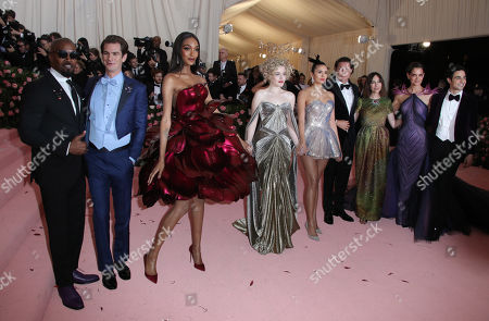 Editorial image of Costume Institute Benefit celebrating the opening of Camp: Notes on Fashion, Arrivals, The Metropolitan Museum of Art, New York, USA - 06 May 2019