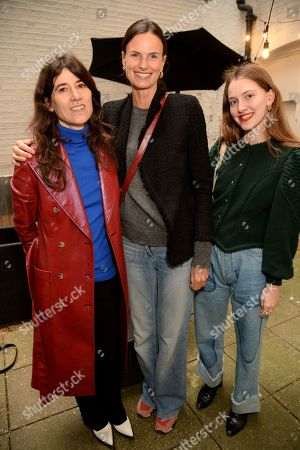 Editorial picture of Party at the Bella Freud Store, London, UK - 01 May 2019