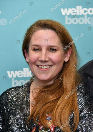 Viv Groskop attends Wellcome Book Prize 2019 winner