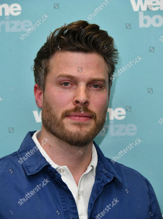 Rick Edwards attends Wellcome Book Prize 2019 winner