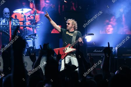 Editorial image of ACL Live, Texas, USA - 30 Apr 2019