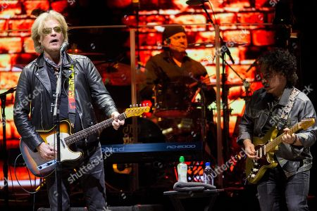 Stock Photo of Hall and Oates - Daryl Hall, Brian Dunne and John Oates