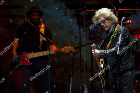 Stock Picture of Hall and Oates - Klyde Jones and Daryl Hall
