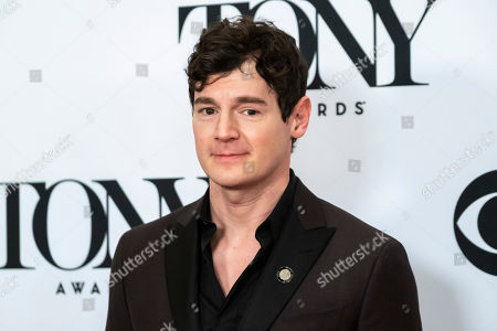 """Benjamin Walker participates in the 73rd annual Tony Awards """"Meet the Nominees"""" press day at the Sofitel New York, in new York"""