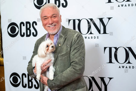 "Patrick Page participates in the 73rd annual Tony Awards ""Meet the Nominees"" press day at the Sofitel New York, in new York"