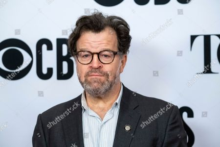 """Kenneth Lonergan participates in the 73rd annual Tony Awards """"Meet the Nominees"""" press day at the Sofitel New York, in new York"""