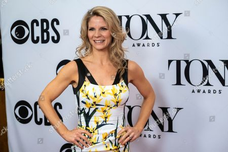 "Kelli O'Hara participates in the 73rd annual Tony Awards ""Meet the Nominees"" press day at the Sofitel New York, in new York"