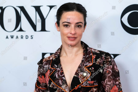 """Laura Donnelly participates in the 73rd annual Tony Awards """"Meet the Nominees"""" press day at the Sofitel New York, in new York"""