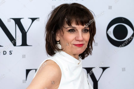 "Beth Leavel participates in the 73rd annual Tony Awards ""Meet the Nominees"" press day at the Sofitel New York, in new York"
