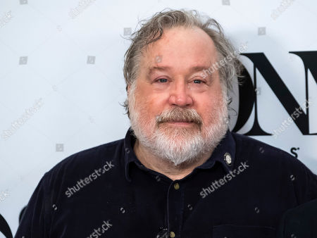 "Tom Hulce participates in the 73rd annual Tony Awards ""Meet the Nominees"" press day at the Sofitel New York, in new York"