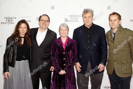 """Editorial photo of Tribeca Film Festival Premiere of Sony Pictures Classics' """"MAIDEN"""", New York - 01 May 2019"""