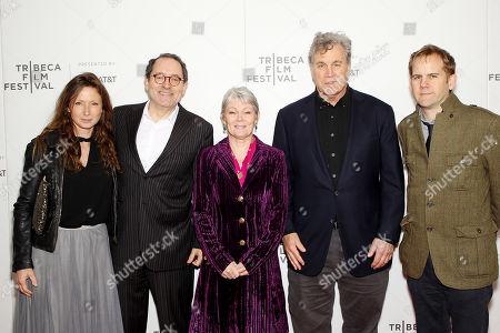 Victoria Gregory (Producer), Michael Barker (Co-Pres. SPC), Tracy Edwards, Tom Bernard (Co-Pres. SPC), James Erskine (Exec. Producer)