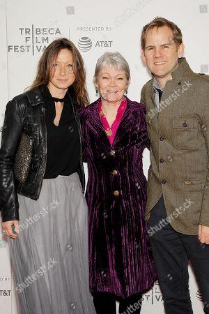 Victoria Gregory (Producer), Tracy Edwards, James Erskine (Exec. Producer)