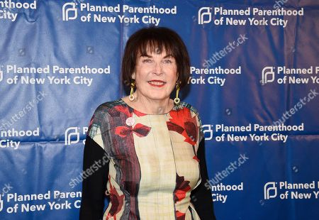 Stock Photo of Marilyn Minter attends the Planned Parenthood of New York City spring gala benefit at Center415, in New York