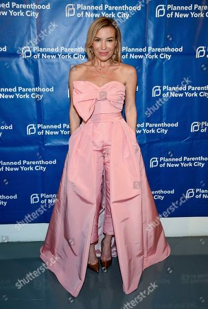 Fitness trainer Tracy Anderson attends the Planned Parenthood of New York City spring gala benefit at Center415, in New York