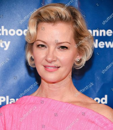 Gretchen Mol attends the Planned Parenthood of New York City spring gala benefit at Center415, in New York