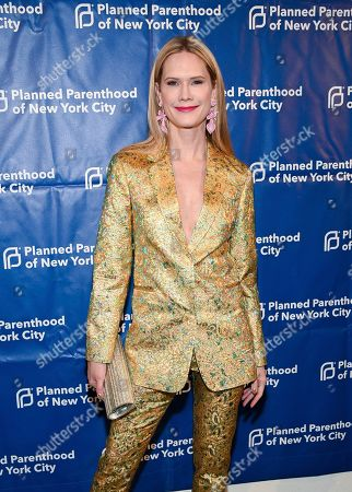 Stephanie March attends the Planned Parenthood of New York City spring gala benefit at Center415, in New York