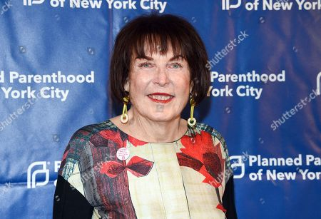 Marilyn Minter attends the Planned Parenthood of New York City spring gala benefit at Center415, in New York