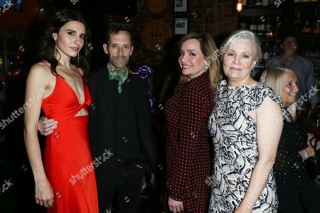 Stock Photo of Marianne Rendon, Guest, Guinevere Turner (Writer), Mary Harron (Director)