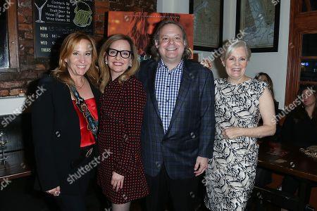 Dana Guerin (Producdr), Guinevere Turner (Writer), John Frank Rosenblum (Producer) and Mary Harron (Director)