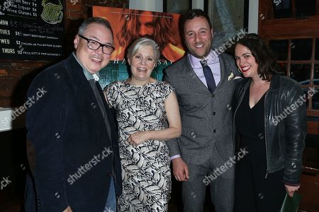 Mary Harron (Director), Jeremy Rosen (Producer) with Guests