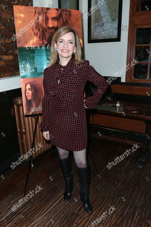 "Editorial image of ""Charlie Says"" Pre-reception at the 2019 Tribeca Film Festival, Presented by AT&T, New York, USA - 01 May 2019"