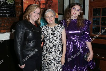 Lisa Schwartz (Co-President IFC Films), Mary Harron (Director), Hannah Murray