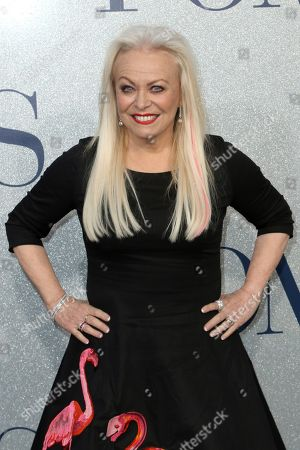 """Jackie Weaver arrives at the World Premiere of """"Poms"""", in Los Angeles"""