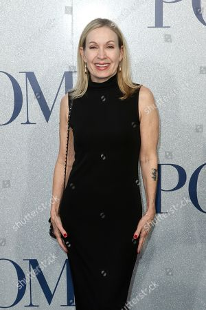 """Marguerite Derricks arrives at the World Premiere of """"Poms"""", in Los Angeles"""
