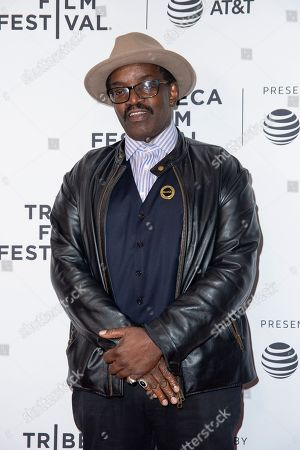 Stock Image of Fab Five Freddy