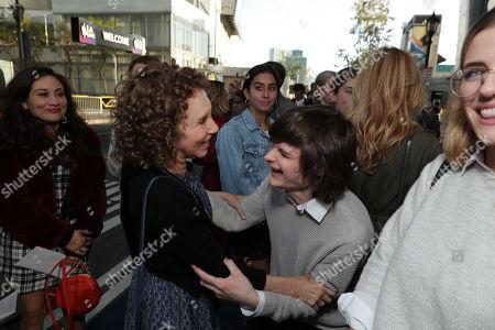 Rhea Perlman, Charlie Tahan