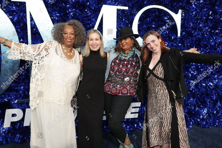 Editorial image of STXfilms word film premiere of 'Poms' at Regal L.A. LIVE, Los Angeles, USA - 01 May 2019