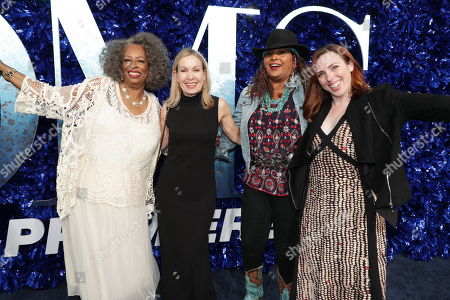Editorial photo of STXfilms word film premiere of 'Poms' at Regal L.A. LIVE, Los Angeles, USA - 01 May 2019