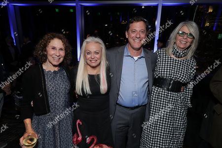 Rhea Perlman, Jacki Weaver, Adam Fogelson, Chairman, STXfilms, Diane Keaton