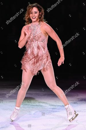 Editorial image of Figure Skating Stars On Ice, Laval, USA - 01 May 2019