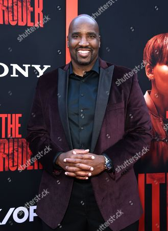 Editorial picture of 'The Intruder' film premiere, Arrivals, ArcLight Cinemas, Los Angeles, USA - 01 May 2019