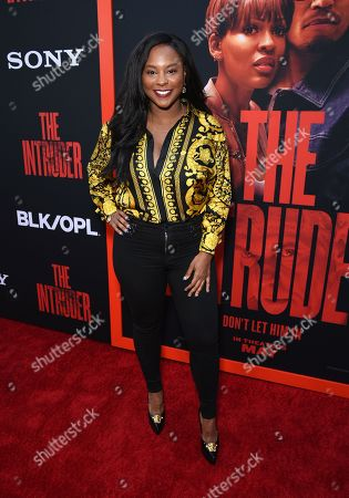 Editorial photo of 'The Intruder' film premiere, Arrivals, ArcLight Cinemas, Los Angeles, USA - 01 May 2019