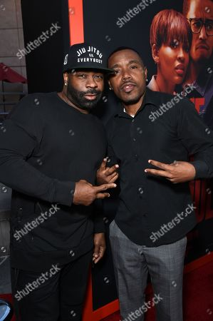 Stock Picture of Breyon Prescott and Tyrin Turner