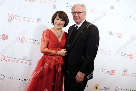 Yue-Sai Kan and Morris Goldfarb