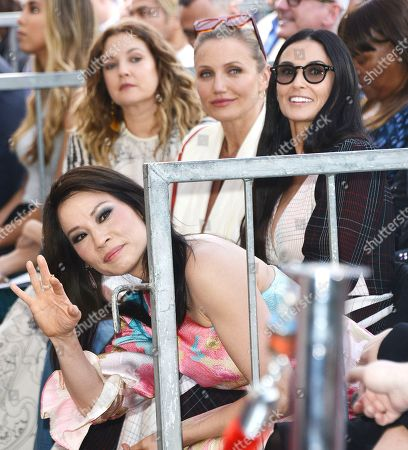 Editorial image of Lucy Liu honored with a Star on the Hollywood Walk of Fame, Los Angeles, USA - 01 May 2019