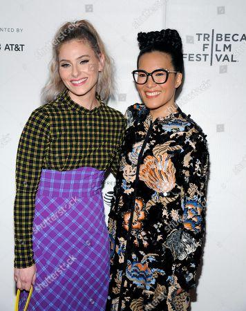 Lisa Hanawalt and Ali Wong
