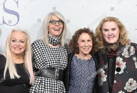 Jacki Weaver, Diane Keaton, Rhea Perlman and Celia Weston