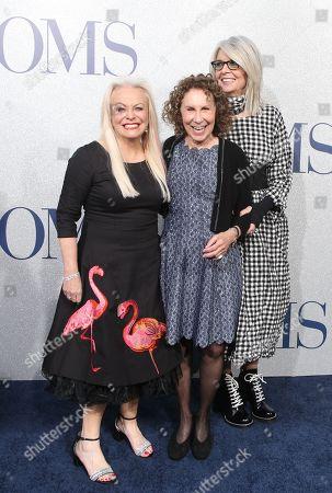 Jacki Weaver, Rhea Perlman and Diane Keaton