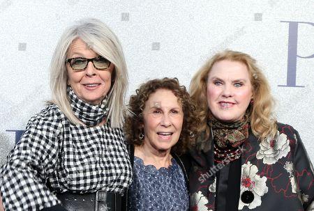 Diane Keaton, Rhea Perlman, Celia Weston