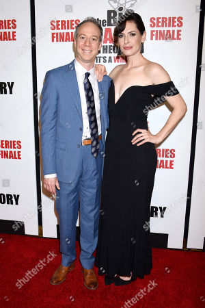Kevin Sussman and Alessandra Young