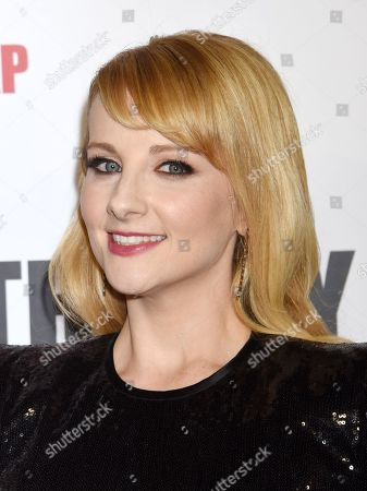 Stock Picture of Melissa Rauch