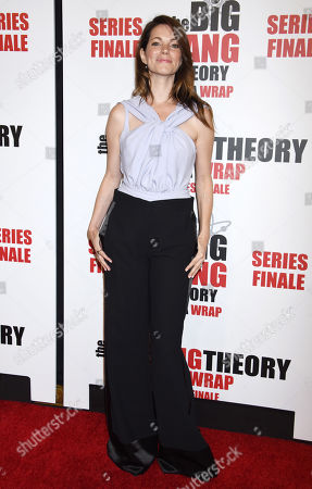 Editorial picture of 'The Big Bang Theory' TV Show, Series Finale, Arrivals, Pasadena, USA - 01 May 2019