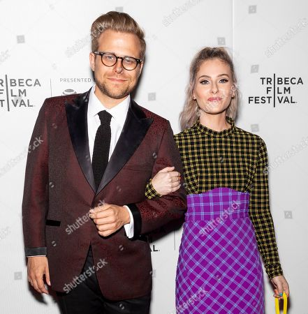 Adam Conover and Lisa Hanawalt