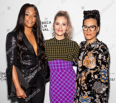 Tiffany Haddish, Lisa Hanawalt and Ali Wong