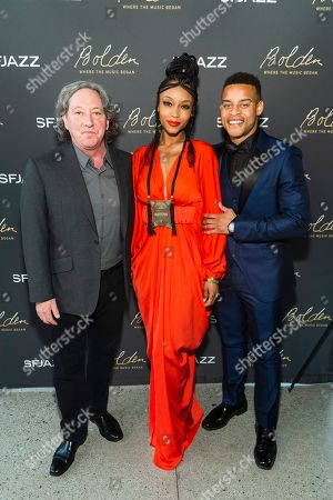 Editorial image of 'Bolden' preview and party, San Francisco, USA - 01 May 2019